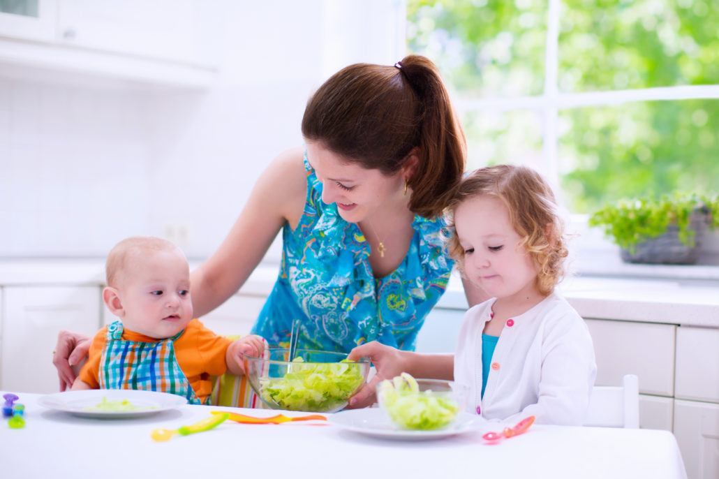 10 Superfoods for Preschool Kids and Toddlers - Parker Chase